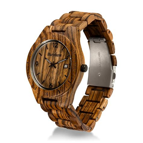 Mens Wood Watch - Shop For And Buy Mens Wood Watch - Macys.