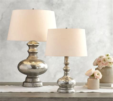 Mercury Glass Lamps  Ebay.