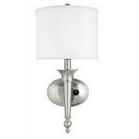 Merrick Road 1-Light Plug-In Armed Sconce