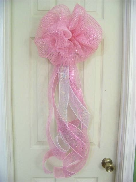 Mesh Wreath Baby  Ebay.