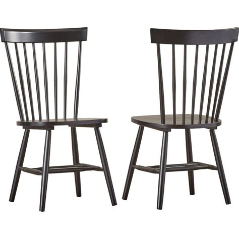 Mesquite Spindle Back Side Chair (Set of 2)