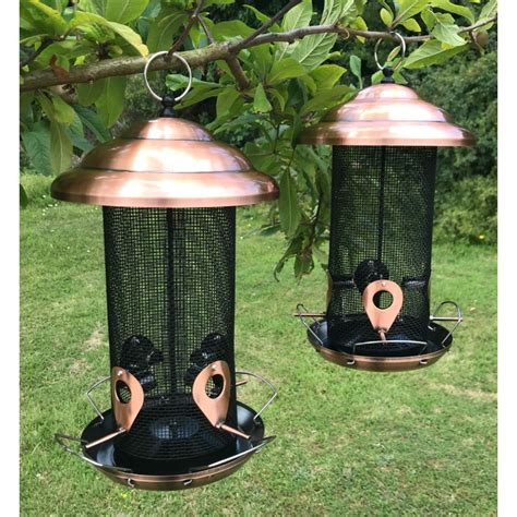 metal bird feeder brackets