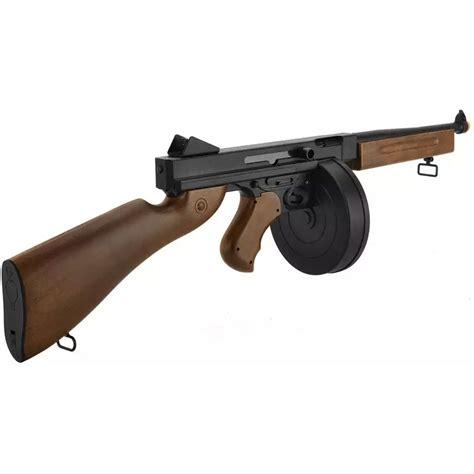 Tommy-Gun Metal Bb Tommy Gun.
