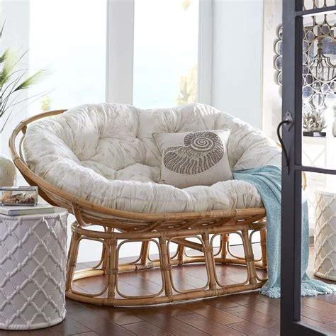 Metal Papasan Chair (Set of 2)