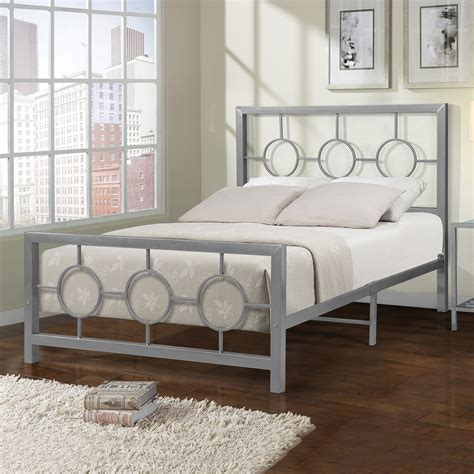 Metal Frame Full Bed
