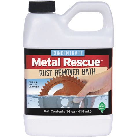 Metal Rust Cleaner