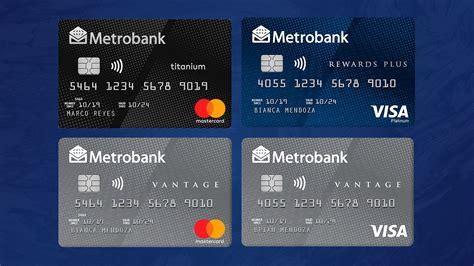 Metrobank Credit Card Bad Credit Metro Bank Credit Card Personal Metro Bank