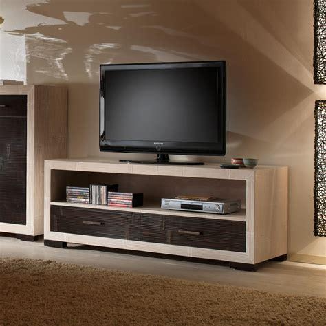 Meuble Tv 130 Cm Blanc Meuble Tv 150 Cm Achat   Vente Pas Cher Cdiscount