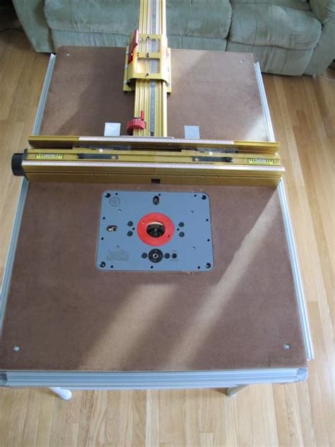 Mft Router Table