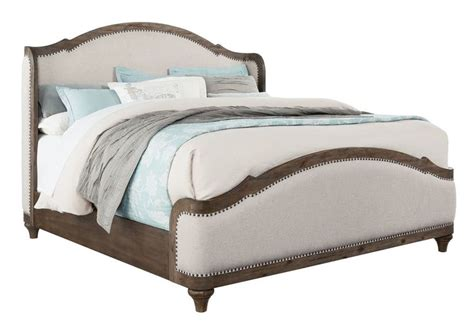 Michiel Upholstered Bed byOne Allium Way