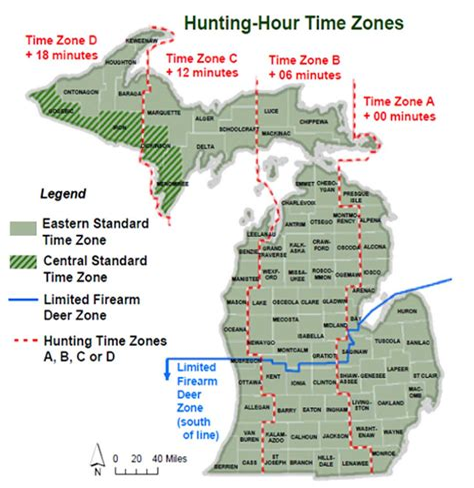 Gun-Shop Michigan Dnr Muzzleloader Zonesw.