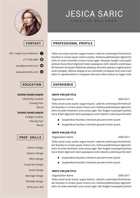 template for resume word talented resume template microsoft word resume template resume templates for word download - Templates For Resumes Word