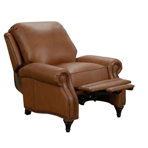Midbury Leather Manual Recliner