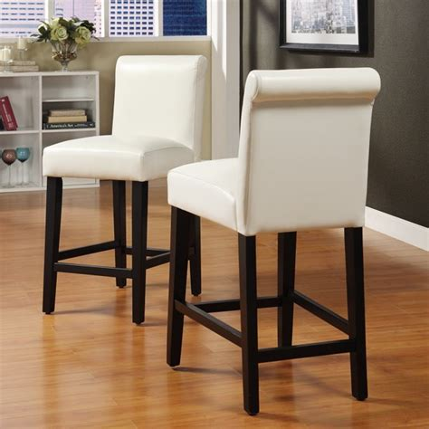 "Mikhail 24"" Bar Stool (Set of 2)"