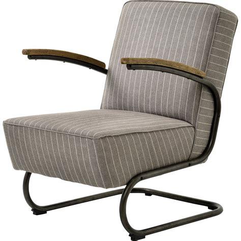 Miles Stripe Armchair