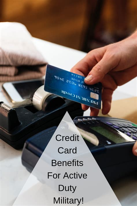 Military Credit Card Debt Consolidation Apr Waived Fees Credit Card Benefits For Active Military