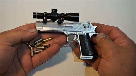 Desert-Eagle Mini Desert Eagle Shooting.