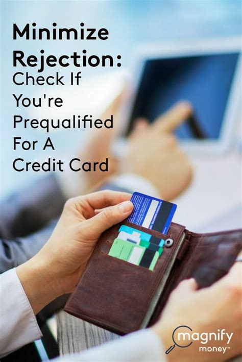 Credit Card Declined Google Wallet Minimize Rejection Check If Youre Pre Qualified For A