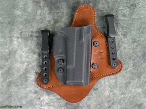 Glock-19 Minotaur Holster Glock 19.