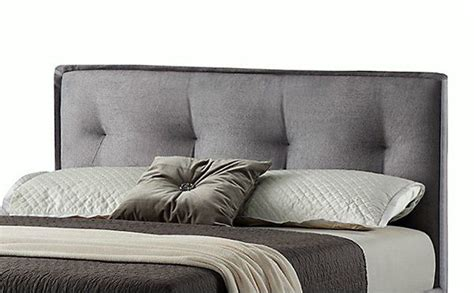 Mireille Tufted Upholstered Panel Headboard