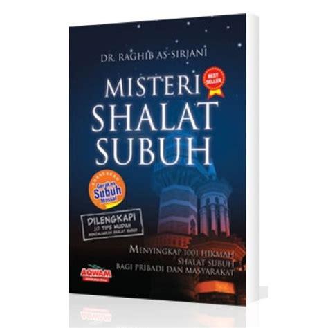 Read Books Misteri Shalat Subuh Online