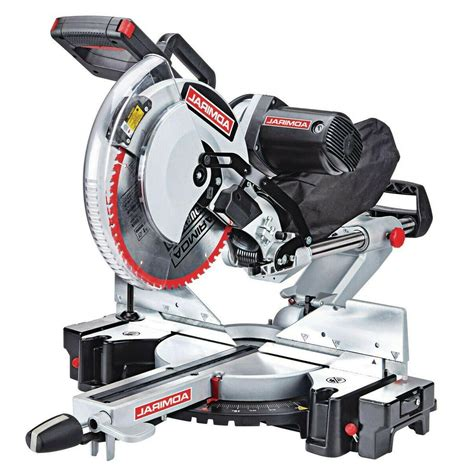 Miter Saw Dual Bevel Sliding