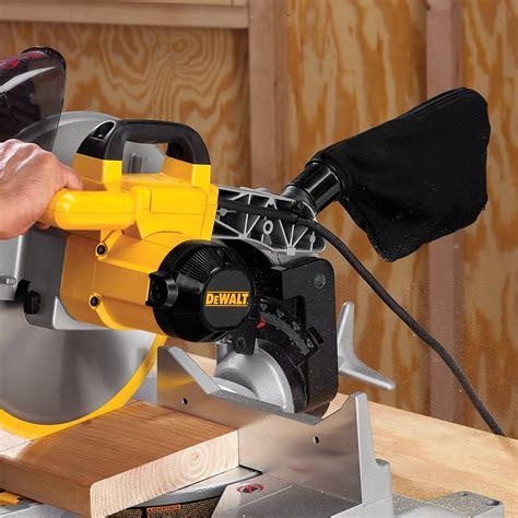 Miter Saw Dust