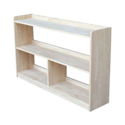 Mitesh Divided Standard Bookcase