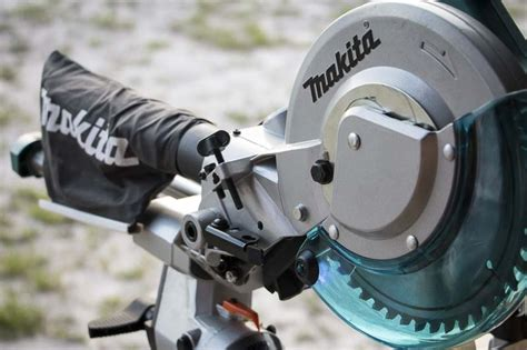 Mitre Saw With Depth Stop