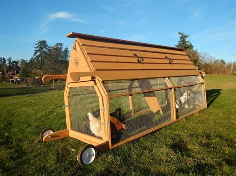 mobile chicken coop for sale