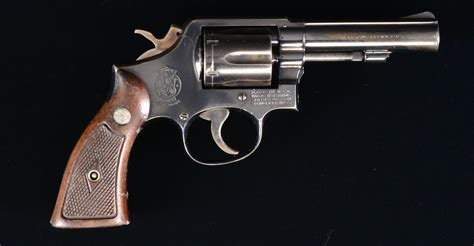 Smith-And-Wesson Model 10 Smith And Wesson Value.