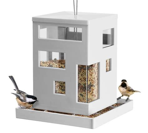 modern design bird feeders