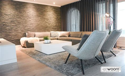 Modern Interieur Grijs