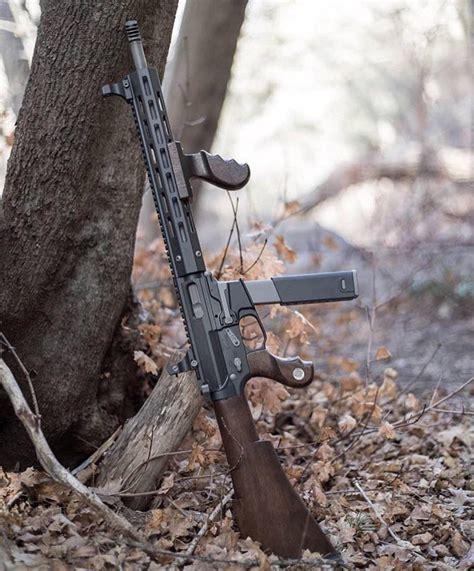 Gunkeyword Modern Tommy Gun.