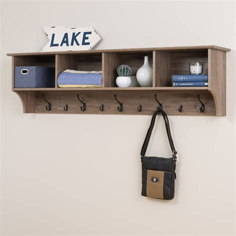 Modern Wall Mounted Coat Rack