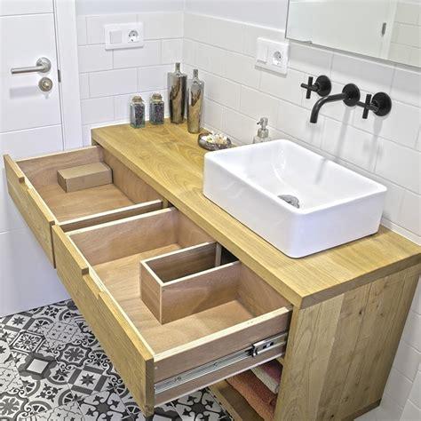 Modern Bathroom Vanity Woodworking Plans