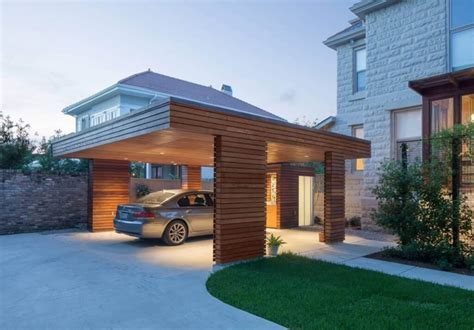 Modern Carport Design Pictures