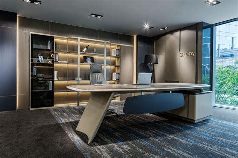 Modern Executive Desk Design