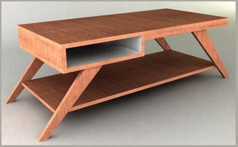 Modern Furniture Plans Diy Woodwork