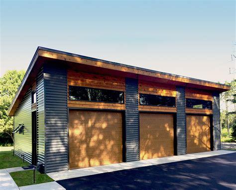 Modern Garage Plans