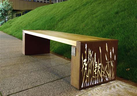Modern Garden Bench Designs