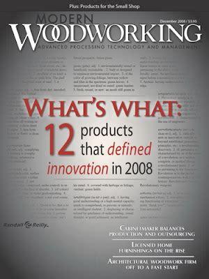 Modern Woodworking Magazine