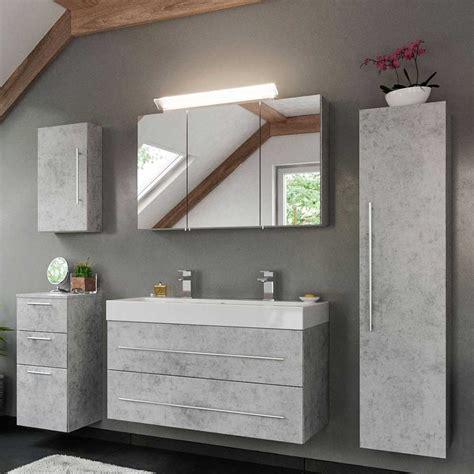 Moderne Badezimmer Set