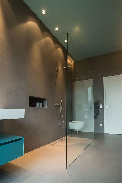 Moderne Badezimmer Wände
