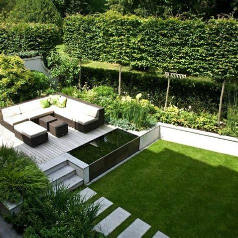 Moderne Gartengestaltung Ideen Bilder