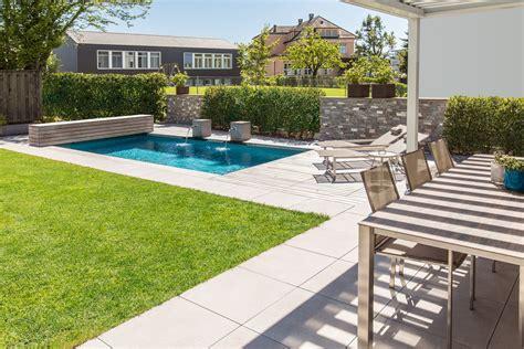 Moderne Schlichte Gartengestaltung