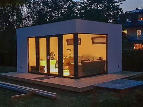 Moderner Gartenpavillon