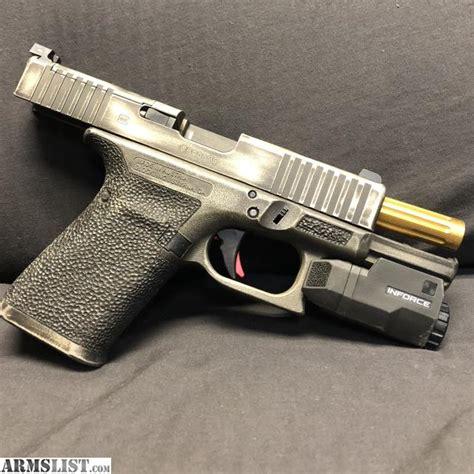 Glock-19 Modified Glock 19 For Sale.