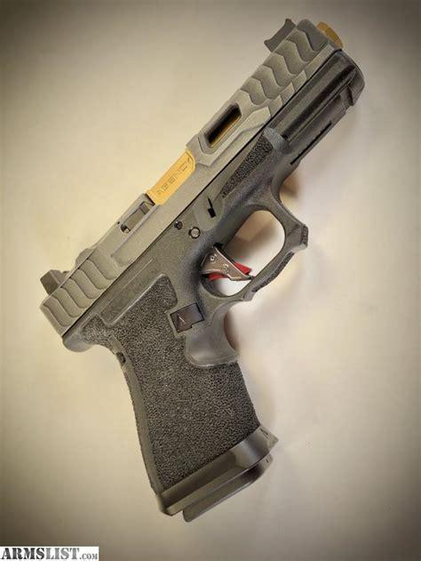 Gun-Shop Modified Glock 19 Gen 4.