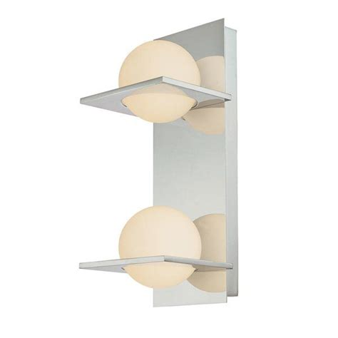 Moeller Orbit 2-Light Bath Bar